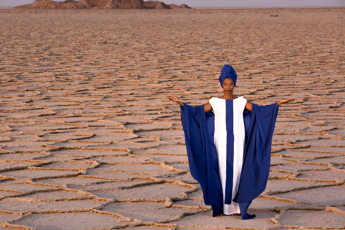 Fatoumata by Aida Muluneh